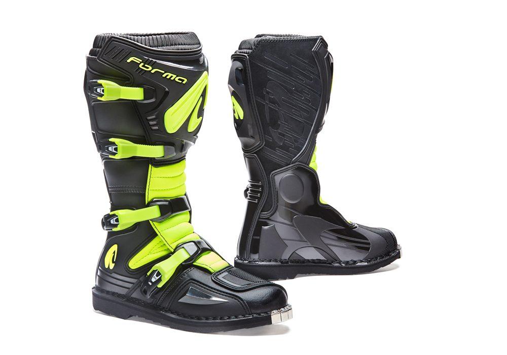 39 Boots Forma Off-Road Motocross MX Terrain Evo Black