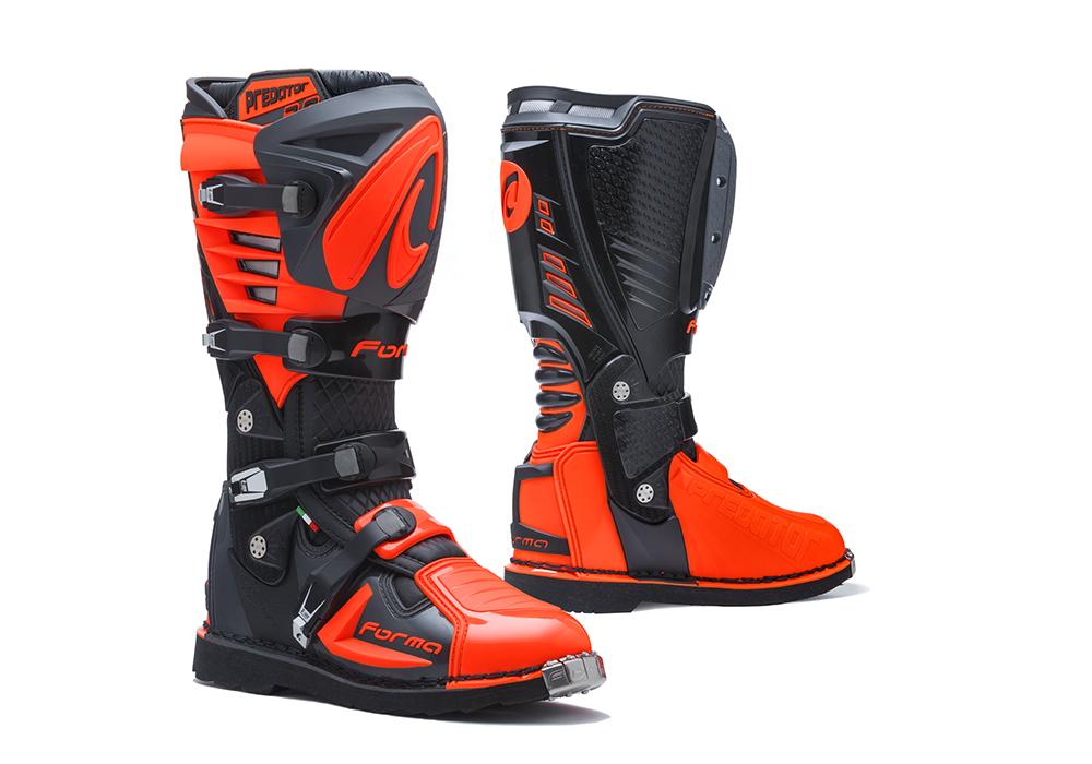grande sconto di vendita scarpe da corsa eccezionale gamma di stili Forma Boots – stivali moto, cross, supermotard – motorcycle ...